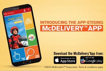 Mcdelivery app