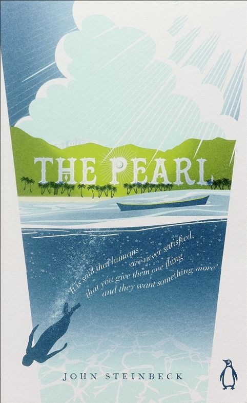 The story of the poor indian farmer kino in the book the pearl
