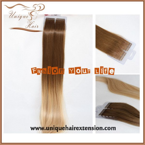 23 best hair e extension hair images on pinterest extensions ombre color tape in hair extensionsprofessional tape hair extensions factoryget unique hair pmusecretfo Image collections