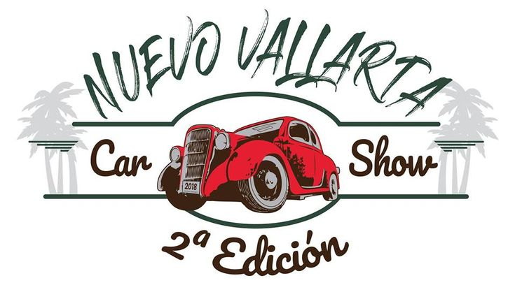 2nd Nuevo Vallarta Car Show in Riviera Nayarit - Learn more about this photo here: http://bit.ly/2DltJwN