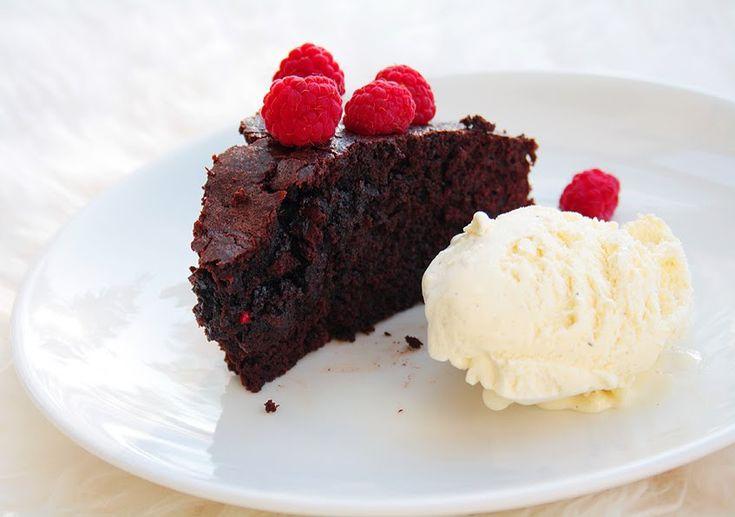 Lunni leipoo: Siken maailman paras suklaakakku