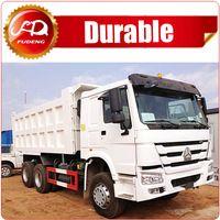 Sinotruk howo 6X4 25Ton dump truck for sale in pakistan for sale