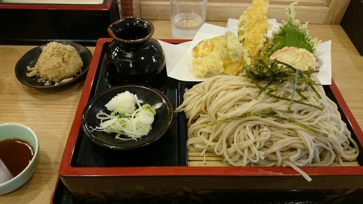 長野駅 信州蕎麦の草笛