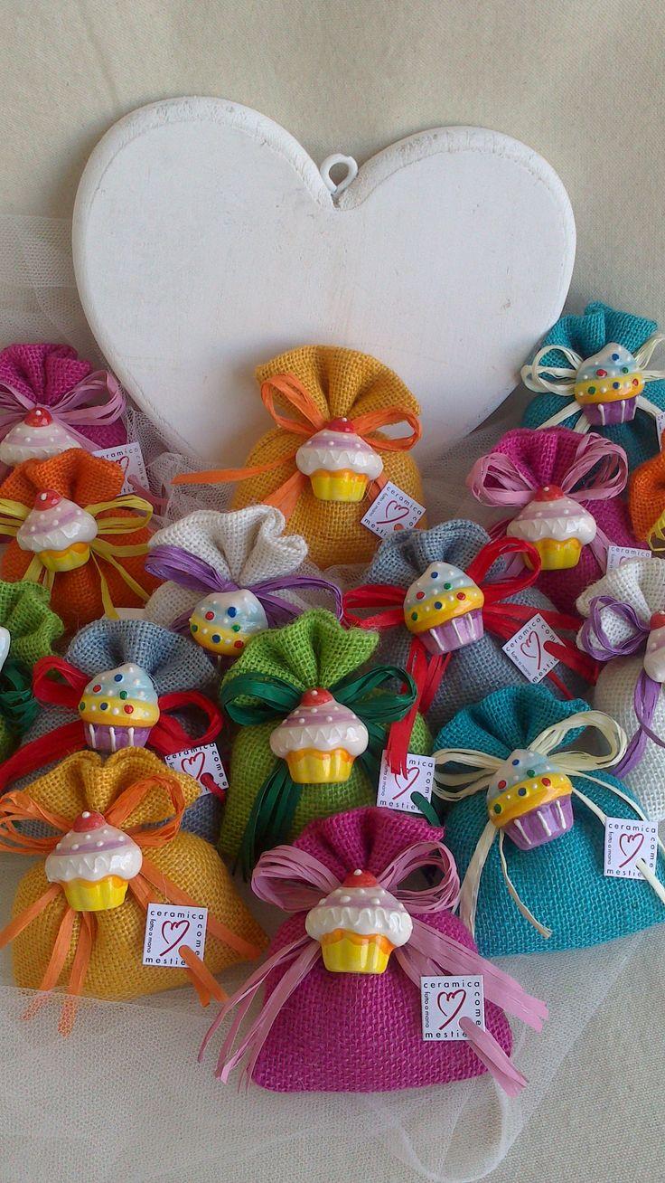 Piccoli dolcetti magnete