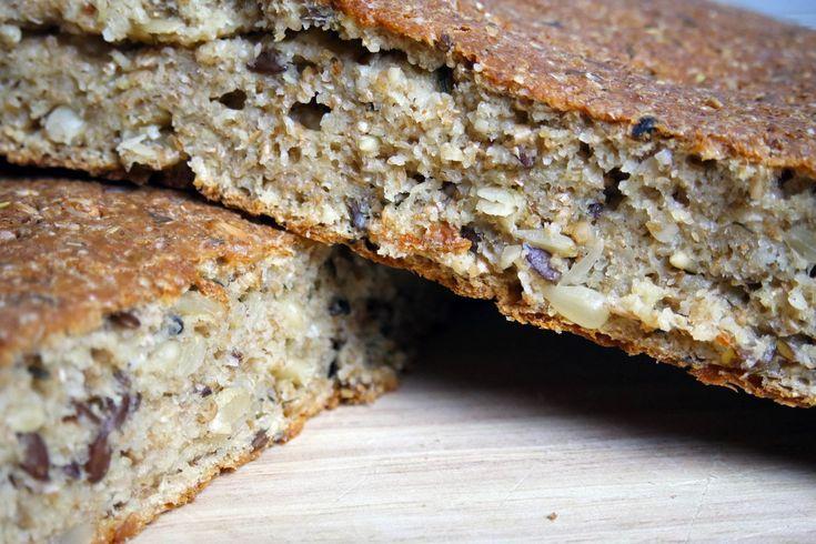 Простой хлеб - Рецепты диеты Дюкана
