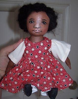 my  latest doll