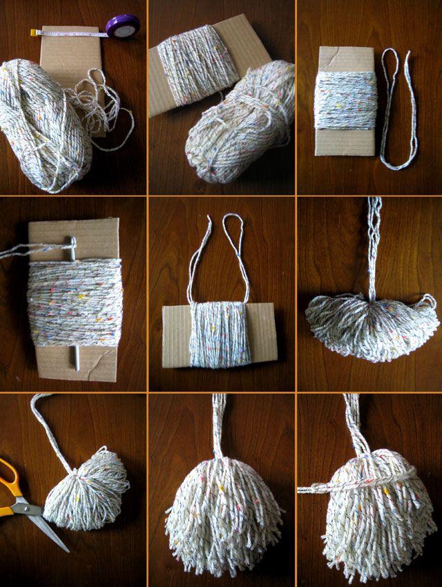 yarn-tassel-steps borlas