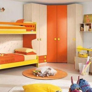 Die besten 20+ Orange teenage bedroom furniture Ideen auf ...