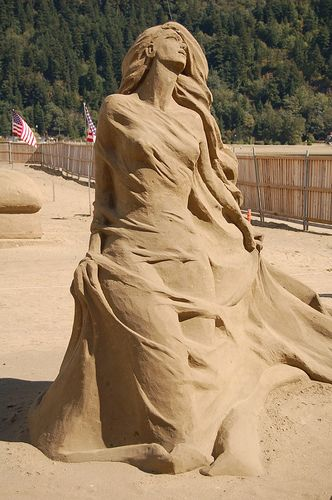Sand Sculptures                                                                                                                                                      More