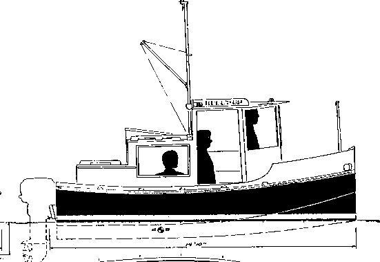 Micro Trawler  Bolger