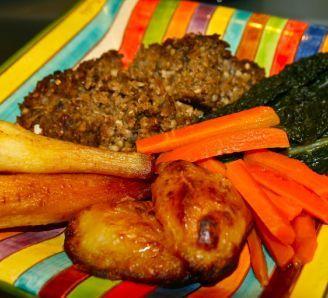 Vegetarian Haggis (BBC Good Food)