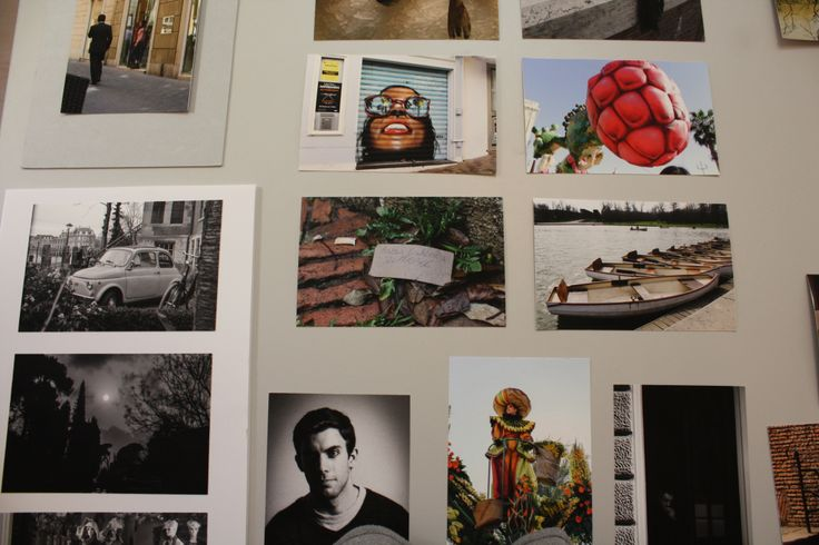A semester's worth of hard work pays off for the #photography students at JCU - their photographs taken around #Rome, #Italy were showcased at the 2014 John Cabot Student Art Exhibit.