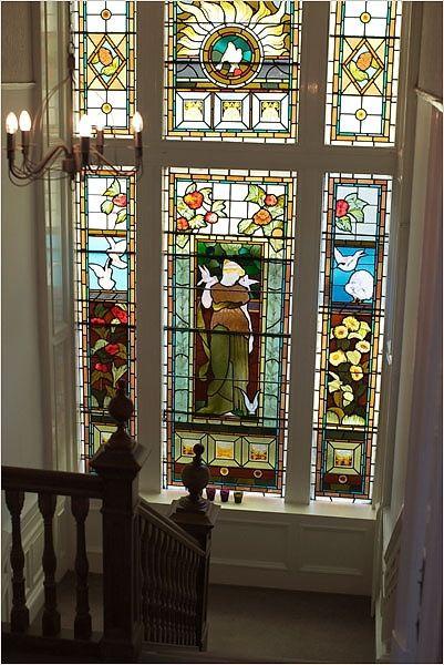 бытие определяет сознание - Дом в Глазго (Шотландия)