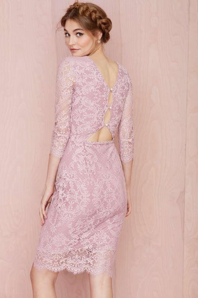 For Love and Lemons Pot Pourri Lace Dress - Going Out | Body-Con | Midi + Maxi | For Love and Lemons | Lace Dresses | For Love And Lemons | ...