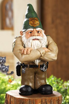 Monday Madness – Security Gnomes | thebigmangolife