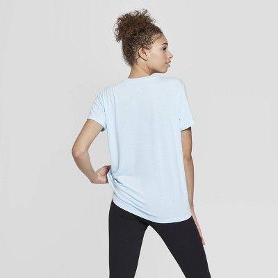 d8eec19c3d5 Umbro Women's Short Sleeve T-Shirt Crystal Blue XS in 2019 ...