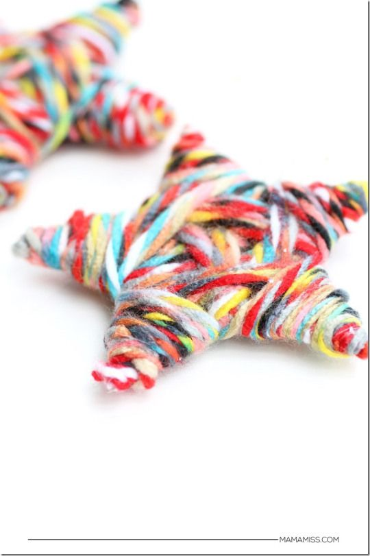 Gorgeous Woven Ornament PLUS 50 other adorable handmade Christmas Ornaments!