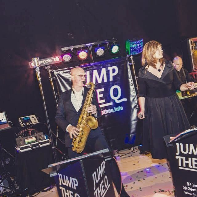 Live music for weddings in the North East & North Yorkshire by Jump The Q. www.jumptheq.info