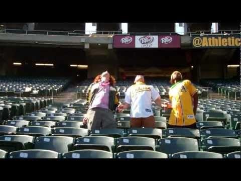 ▶ Bernie Lean Oakland A's Athletics (by ATM & IMD) Bernie Dance - YouTube