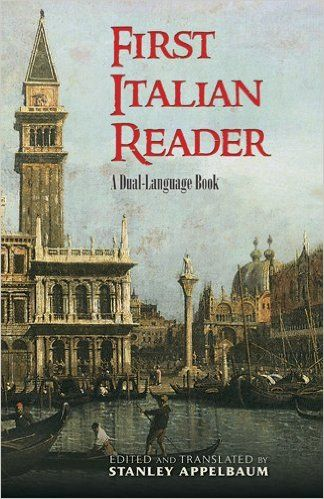 First Italian Reader: A Beginner's Dual-Language Book (Dover Dual Language Italian): Amazon.co.uk: Stanley Applebaum: 9780486465357: Books