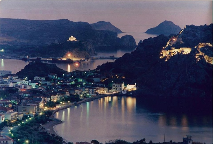 Murina , Lemnos Greece