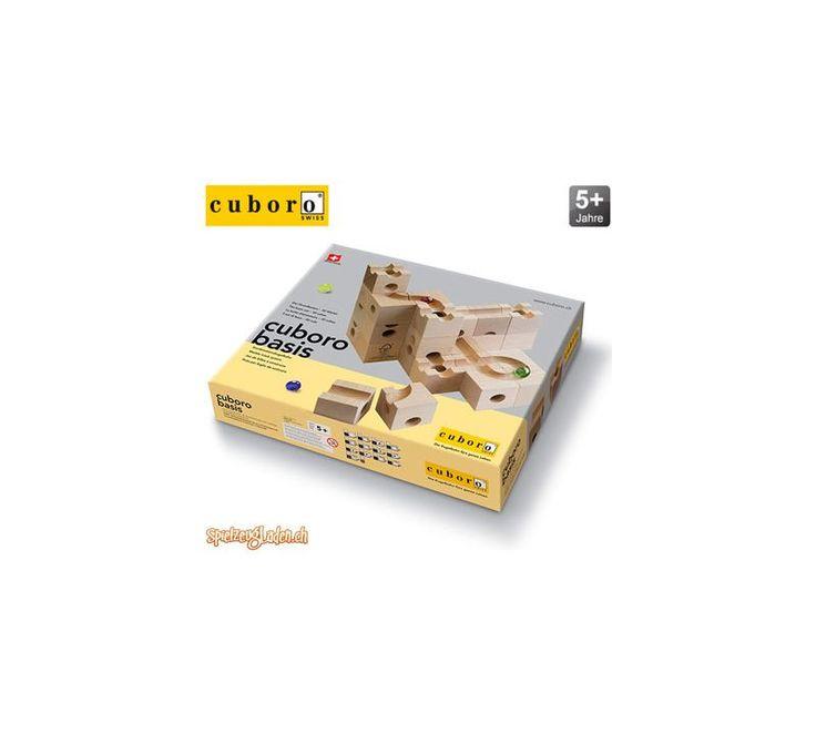 Cuboro Basis Grundkasten, Spielzeugladen.ch