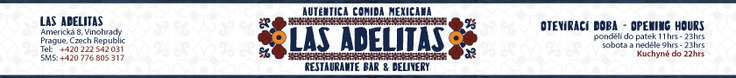 Las Adelitas - Mexican food in Prague made by Mexicans!
