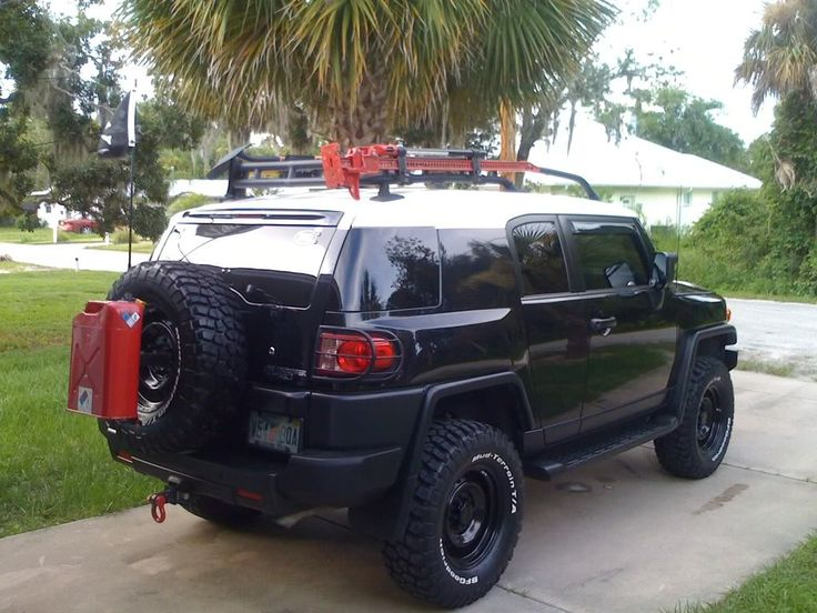 Black Fj Black Wheels Toyota Fj Cruiser Forum 4x4