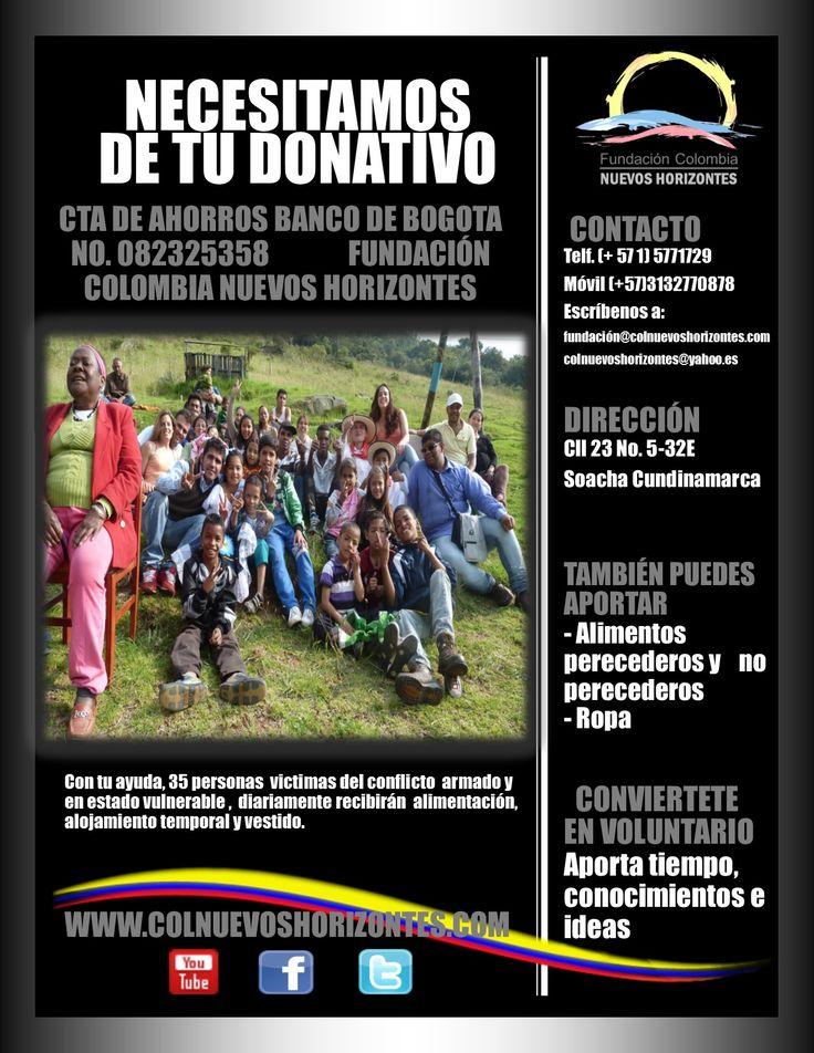 Fundación Colombia Nuevos Horizontes in Soacha, Cundinamarca