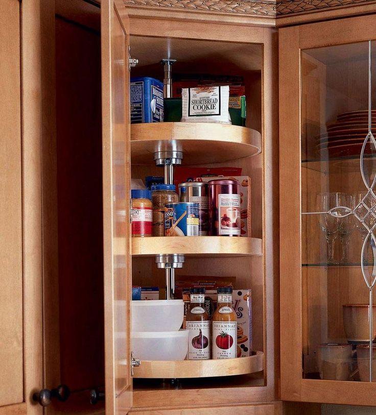 Kitchen Cabinets Upper Corner: 39 Best Kitchen Remodel Images On Pinterest