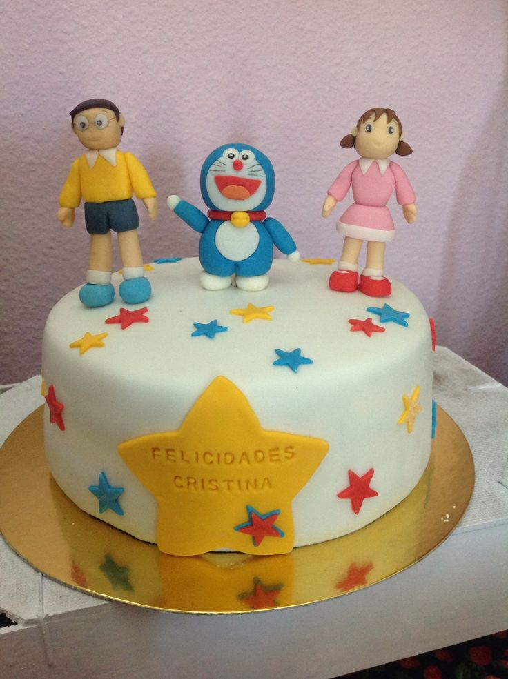 17 Best images about Doraemon cake on Pinterest Cartoon ...