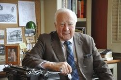 David McCullough has twice received the Pulitzer Prize, for Truman and John Adams, and twice received the National Book Award, for The Path Between the Seas and Mornings on Horseback. His other acclaimed books include 1776, Brave Companions, The Johnstown Flood, The Great Bridge, and The Wright Brothers. He is the recipient of numerous honors and awards, including the Presidential Medal of Freedom, the nation's highest civilian award. Visit DavidMcCullough.com.