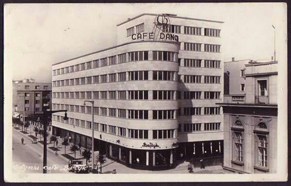 Biurowiec ZUS | Office Block | 1935-36 | Gdynia, Poland | R. Piotrowski