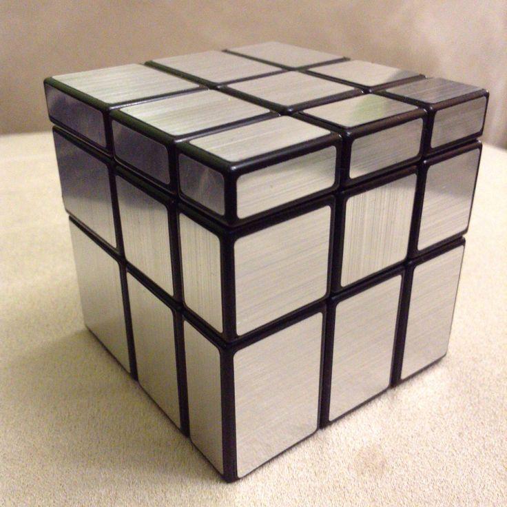 Cubo Mirror 3x3x3 Ve el efecto 3D: http://seene.co/s/gJYabM