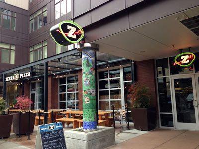 Zeeks Pizza Queen Anne - Seattle