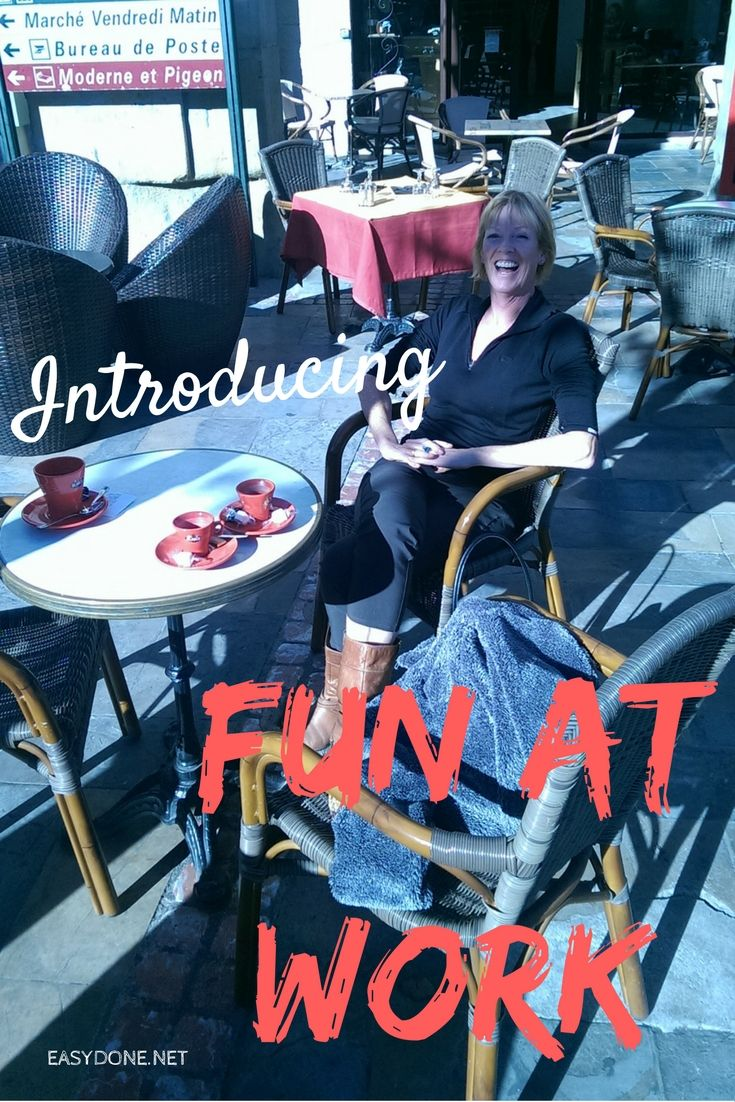 Day 9. You! How wonderful is it if you love what you are doing. I am having a coffee in Limoux, France where we have bought a house. http://easydone.net/limoux-2015-done-and-dusted/