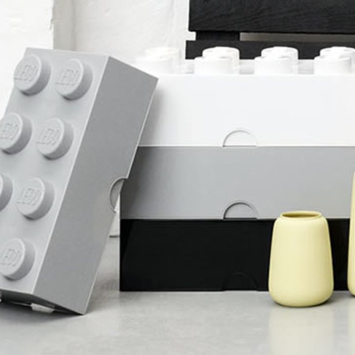 Fabulous And Fun Way To Store Toys With These Giant Lego Stackable Storage  Boxes