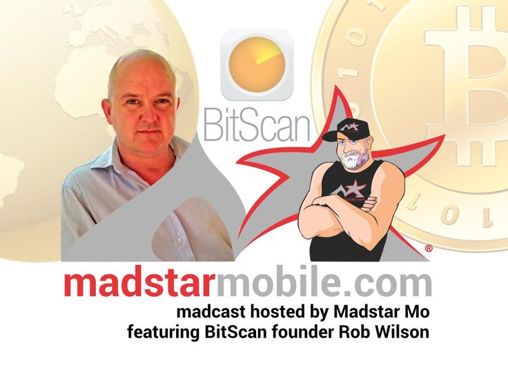 http://traffic.libsyn.com/madstarmobile/MadstarMadcast13RobWilson.mp3 … Check out the new Madcast featuring @bitscanner CEO, Rob Wilson.  #Bitcoin #Cryptocurrency