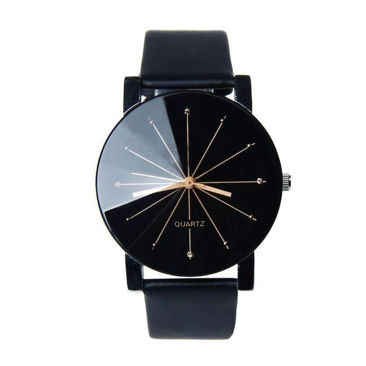 1Pair Men and Women Quartz Dial Clock Leather Wrist Watch Feature: 100% brand new and high quality . Quantity:1Pair /2pc(Men watch and women watch) Dial Windo