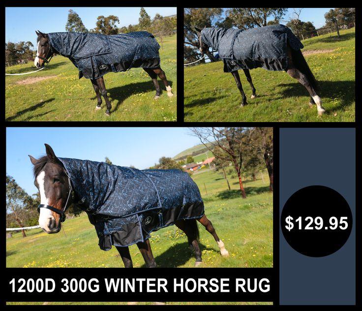 Unicorn Winter 1200 Denier Printed Platinum Rug