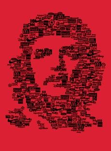 Che [black on red] medium [Patrick Thomas]