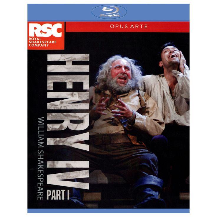 Henry iv:Part 1 (Blu-ray)