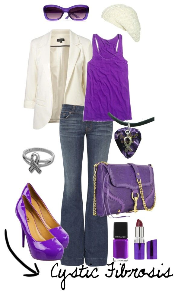 cystic fibrosis love the outfit and that its designed for cf support - Cystic Fibrosis Color