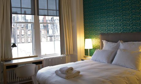 Hotel review: Grasshoppers, Glasgow