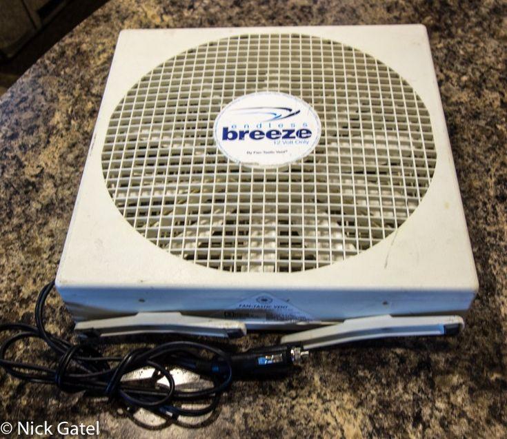 Endless Breeze 12 Volt Fan  By Fan