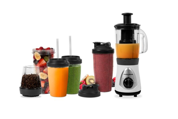 Use the Blend Express Complete Nutrition by Morphy Richards to create your perfect Bank Holiday Weekend recipes!