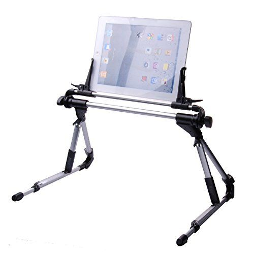 Xcellent Global Tablet Bed Stand Adjustable Portable Foldable for Any Ipad / PAD / Phone / Tablet Lazy Man M-CA006