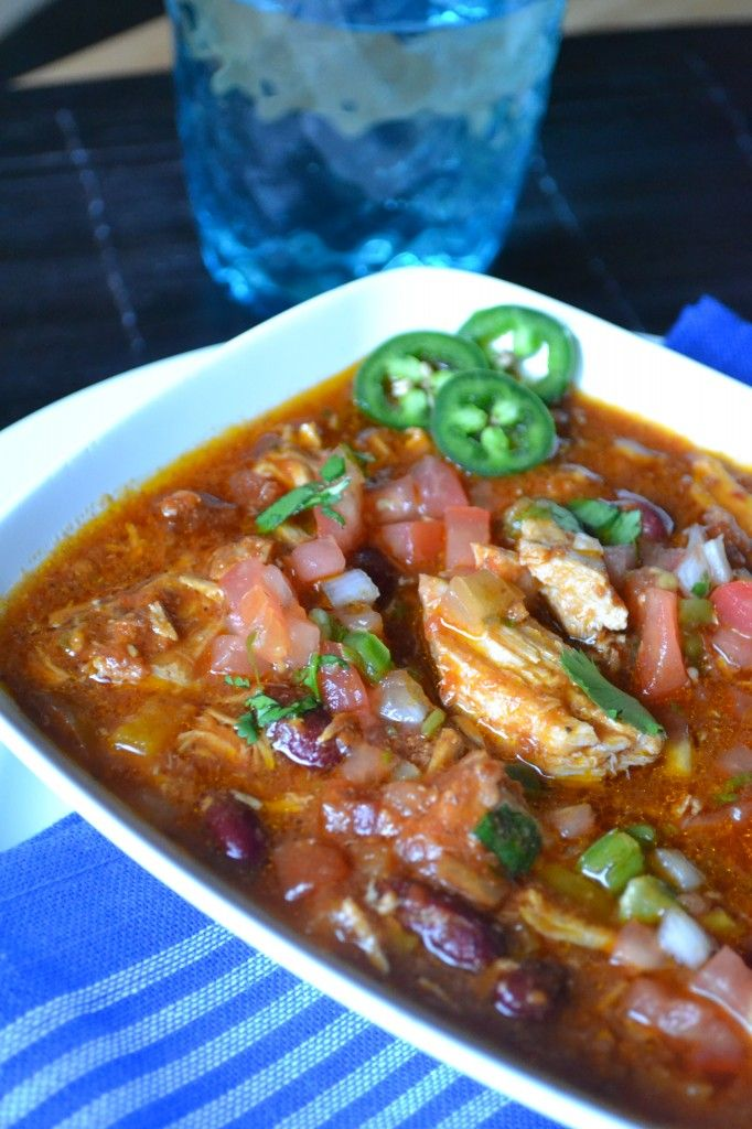 Mexican Pork Stew, made this tonight in my crock pot. So delicious!