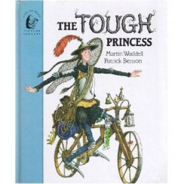 Tough Princess - The King and Queen might have plans for Rosamund´s future but she´s determined to continue having fun slaying dragons and battling against strange creatures - where will destiny take her?
