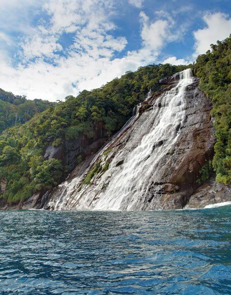 Mursala Island ( Princess waterfall) - Sibolga, North Sumatra
